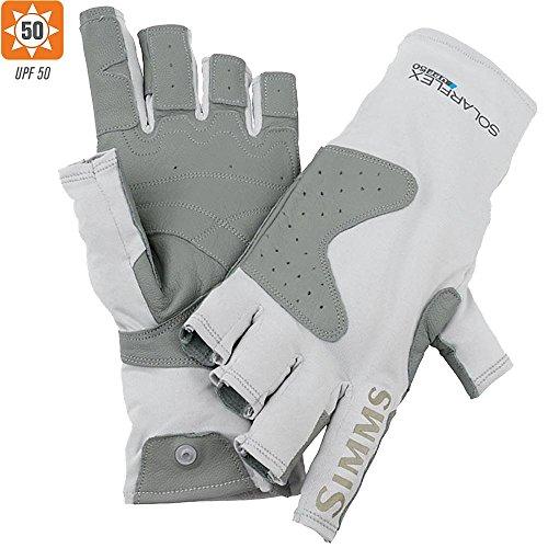Simms Solarflex Guide Gloves - Gray - XL