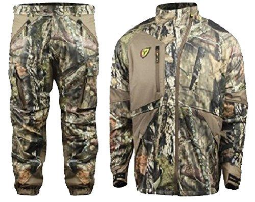 Scent Blocker Matrix Suit Jacket Pant wWindbrake Large