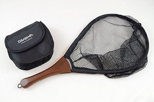Wood Handle Folding Fishing NetLanding Net by DAIWA
