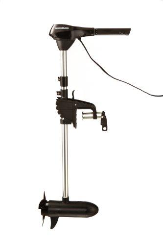 MotorGuide R3 12-Volt Freshwater HandTransom Trolling Motor 45-Pound Thrust 36-Inch Shaft 5-Speed 09 Mount