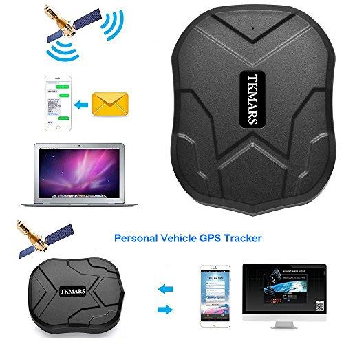 TKSTAR GPS TrackerWaterproof Strong Magntic Car GPS TrackerReal-time Tracking GPS TrackerLong Standby Vehicle GPS Tracker