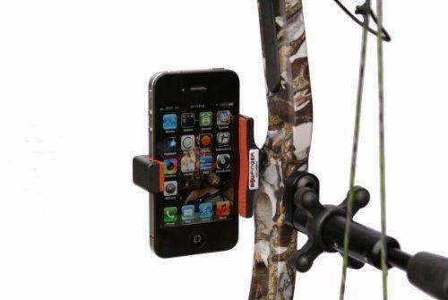 Bowfinger 30 Smartphone Bow Mount