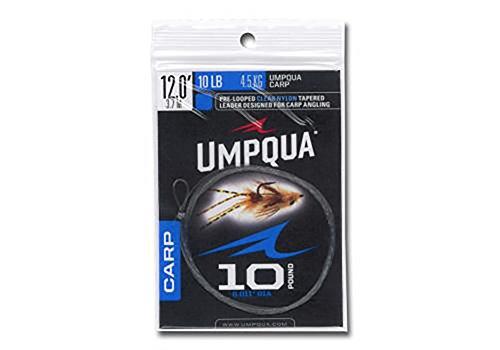 Umpqua Fly Fishing Carp Taper Leader 12 1X 12