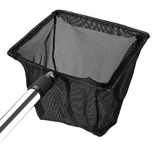 Retractable Fishing Nets Kemilove Landing Net Telescopic Pole Deep Net