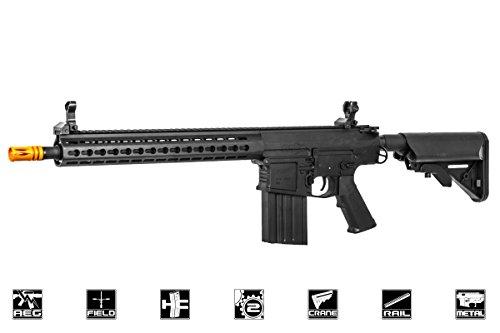 Classic Army M110-13 ARS2 Keymod Carbine AEG Airsoft Gun Black