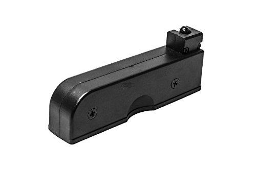 Classic Army M24 LTR 24 rd Spring Sniper Magazine Black