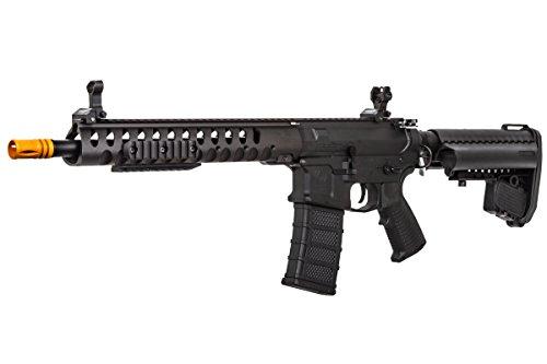 Classic Army Nemesis Delta Elite Carbine AEG Airsoft Gun w Modstock Black