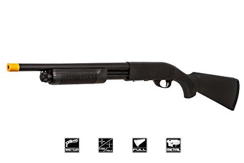 Classic Army Police CA870 Spring Shotgun Airsoft Gun Black