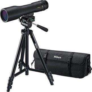 Nikon ProStaff 3 16-48x60mm Fieldscope Outfit