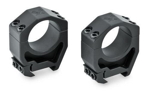 Vortex Optics PMR-30-145 Precision Matched 30mm Ring Set high 145 in