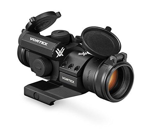 Vortex Optics StrikeFire 2 RedGreen Dot Sight with Cantilever Mount SF-RG-501