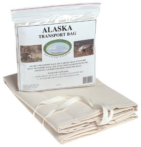 Alaska Game Alaska DeerSheep Bear Hide Transport Bag 24X30-Inch