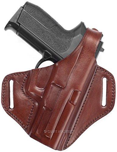 Ruger Alaskan Comfortable Leather Belt Holster