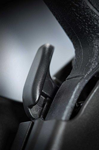 Safariland 578 7TS GLS Pro-Fit Standard Frame Long Slide Paddle Belt Loop Holster Plain Black Right Hand