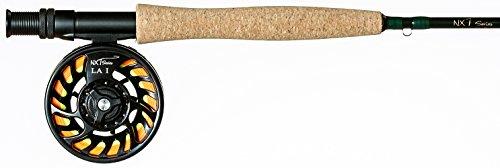 Temple Fork Outfitters NXT Rod LA Reel Kit - 56 Wt 9 4 pc