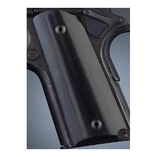 Hogue Colt 1911 Officers Grips Ebony