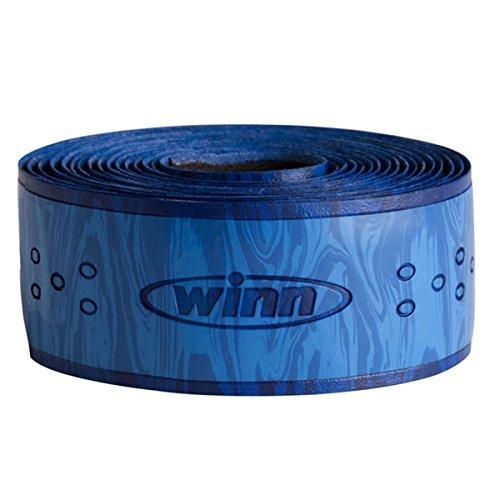 Winnwinn Fishing 44 Inches Overwrap Blue Camo Fishing Rod Wrap Tape