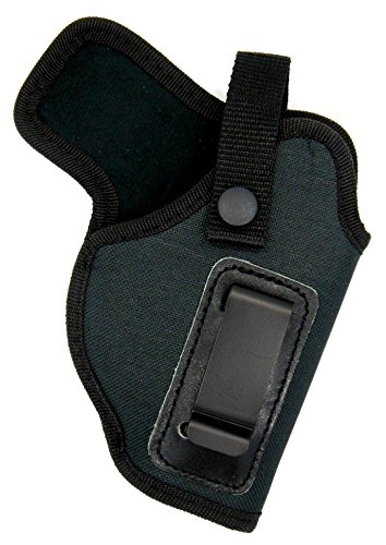 Dual-Function OWB Belt Slide or Concealment IWB Clip-On Holster with Body Shield for TAURUS MILLENNIUM PRO PT111 PT140 Including G2