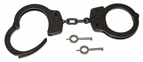 Smith Wesson Model 100 Standard Chain Handcuffs Steel