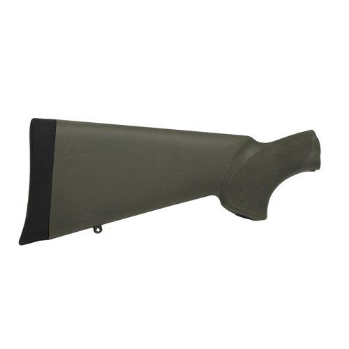 Hogue Stock Mossberg 500 Overrubber Shotgun Stock