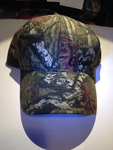 CAMO CAP CABELAS MOSSY OAK BREAK UP INFINITY Pattern Great Design from Mossy Oak Buckle Closure One Size Fits Most