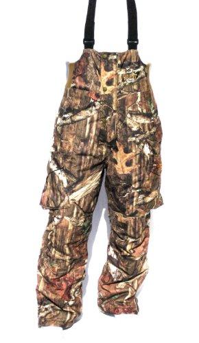 Cabelas SCENT-LOK Silent-Suede Dry-Plus Mossy Oak INFINITY Hunting Pants BIBS X-Large