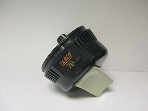 ZEBCO REEL PART - DZ23SA Model 76 198082 - Back Cover wThumb Stop