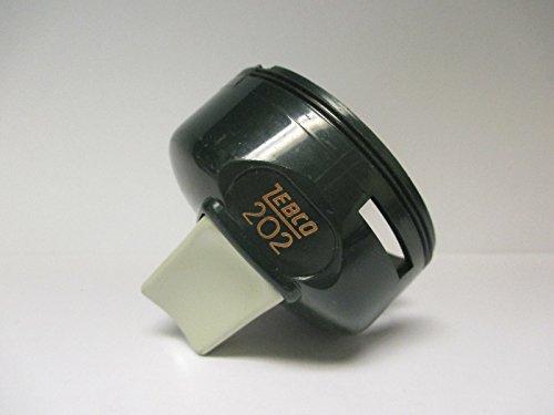 ZEBCO REEL PART - XZ323-19 XZ009-2 Model 202 - Back Cover SA wThumb Stop