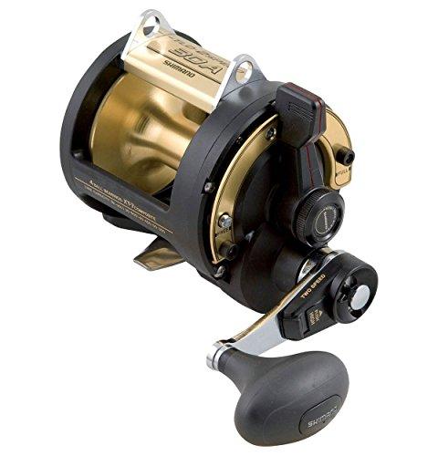 Shimano TLD 50 II A 2 Speed Trolling Multiplier Offshore Fishing Reel TLD50IIA