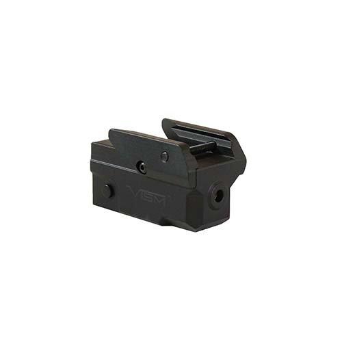 NC Star VAPRLSGKM Compact Pistol Laser with Keymod Rail Green Laser