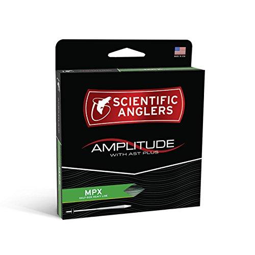 Scientific Anglers Amplitude MPX Taper - Optic Green  Turtle Grass  Buckskin WF5F