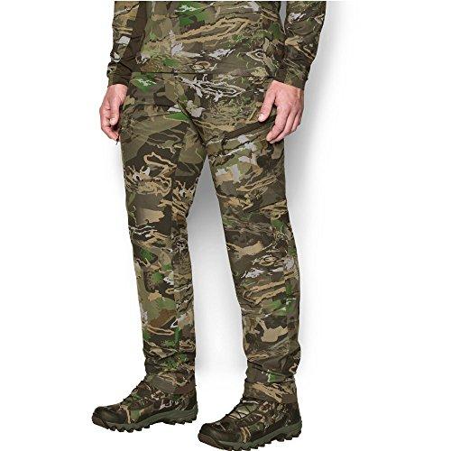 Under Armour Mens Ridge Reaper ArmourVent Pants Ridge Reaper Camo FoBayou 3632