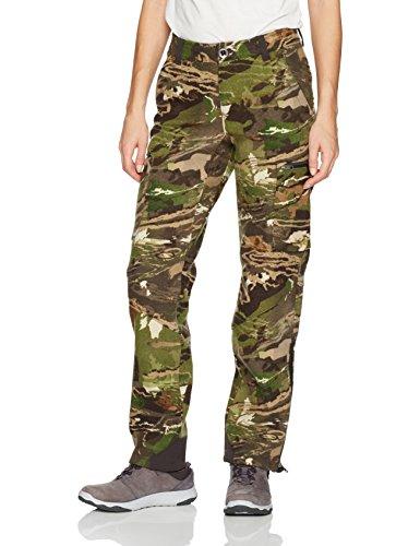 Under Armour Womens Core Wool Pants Ridge Reaper Camo FoCannon 6