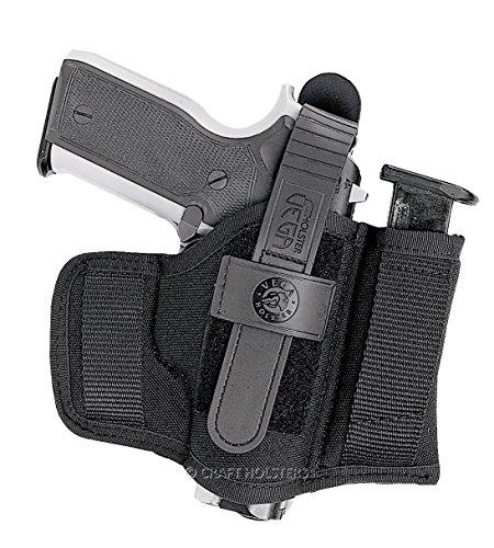 CZ 75 SP-01 Cordura Belt Holster with Magazine Pouch