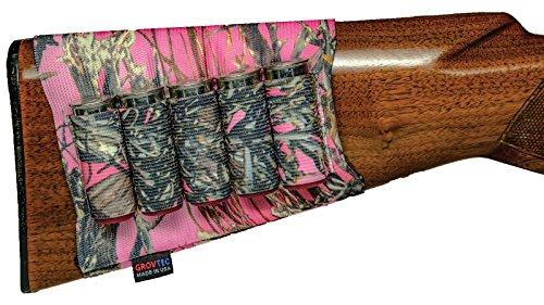 GROVTEC 1930703 Get Buttstock SShell Holder Pan K Hunting Gun Holders