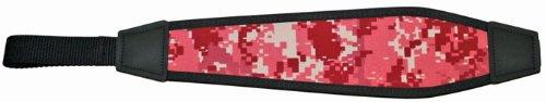 GrovTec GTSL07 Premium Padded 48-Inch Nylon Rifle Sling TrueTimber Pink