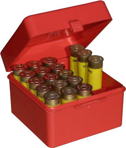 MTM 25 Round 20 Gauge Shotshell Box Red