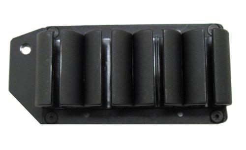 TacStar 4 Shot Sidesaddle 20 Gauge Black