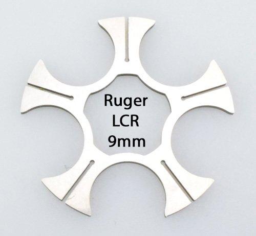 TK Custom Ruger Moon Clips Ruger LCR - 5-Shot  9mm
