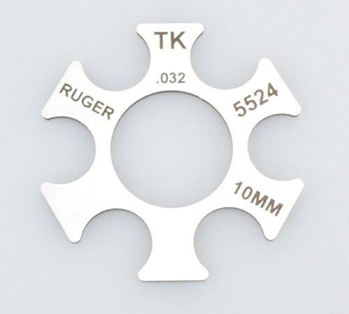 TK Custom Ruger Moon Clips Ruger Super Redhawk 10mm