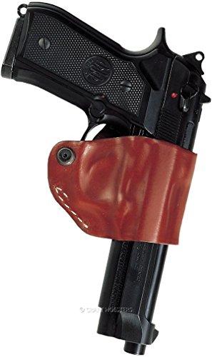 Les Baer 1911 Leather Belt Holster