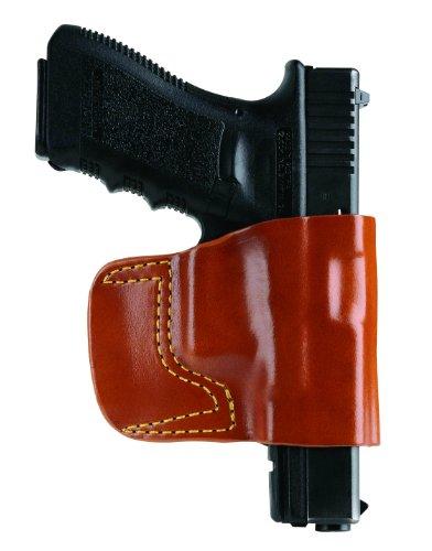 Gould Goodrich 891-G17 Concealment Belt Slide Holster Chestnut Brown Fits GLOCK 17 22 31 19 23 32 26 27 33 and Taurus PT 111