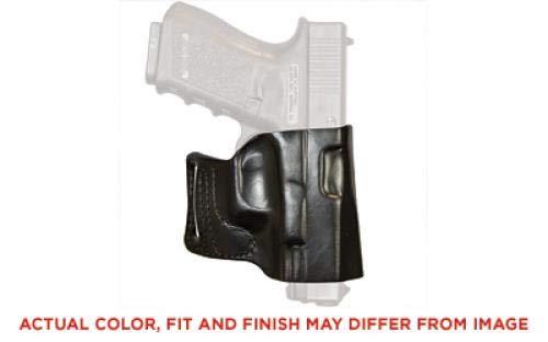 Gunhide 115 E-GAT Slide Belt Holster Fits SIG SAUER P365 Right Hand Black Leather
