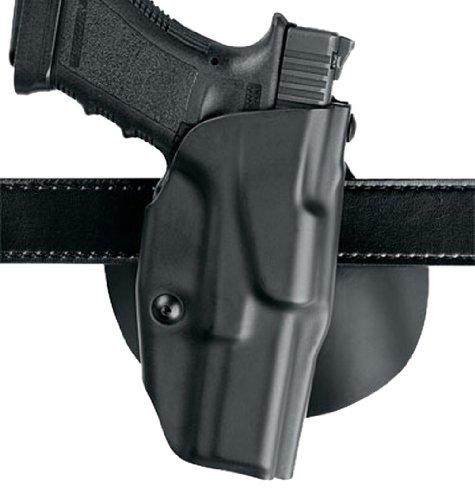 Safariland 6378 ALS Paddle Belt Slide Holster S&W M&P 9mm 40 425 Plain Black Right Hand