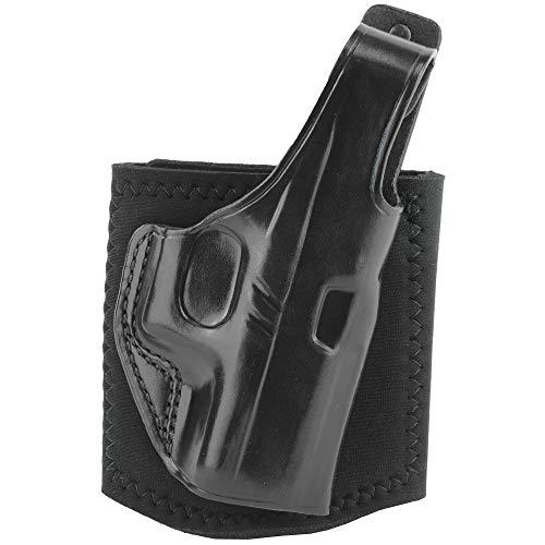 Galco Ankle Glove Holster for Glock 43 RH Black - AG800B