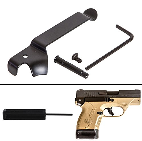 Techna Clip Beretta Nano Gun Belt Clip Right-Side  Ultimate Arms Gear Pro Disassembly 332 Pin Punch Armorers Gunsmith Tool