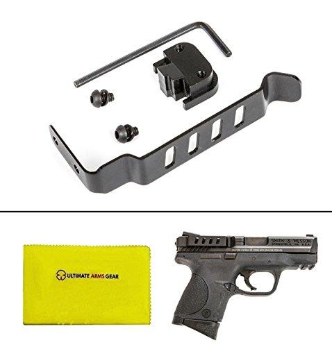 Techna Clip S&W Smith Wesson M&P Models Gun Belt Clip Ambidextrous  Ultimate Arms Gear Gun Cleaning Cloth