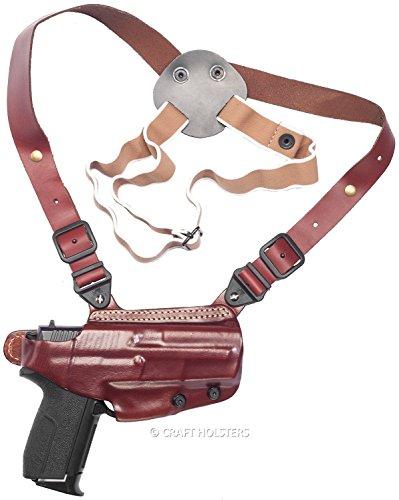 Beretta M9A1 Leather Shoulder  Belt Holster