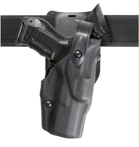 Safariland 6365 Level 3 Retention ALS Duty Low Ride Holster Black Left Hand S&W M&P