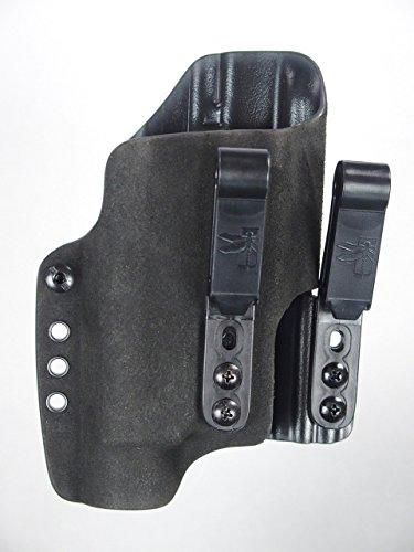 HSP Haley Strategic G-Code Incog Shadow Streamlight TLR-1 Half Guard IWB Tuckable Holster Glock 19 23 26 27 32 33 Right